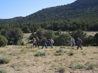 Collaborative Research and Creative Practice at Pueblo de Abiquiú, NM